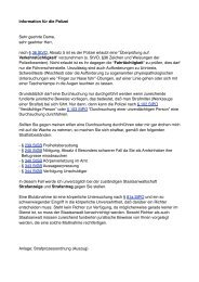 Durchsuchung Polizei - Wemepes.ch