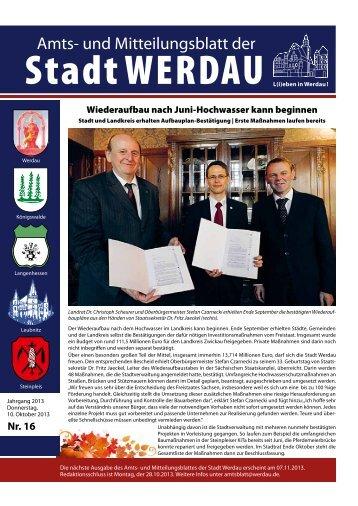 Nr. 16 - Stadt Werdau