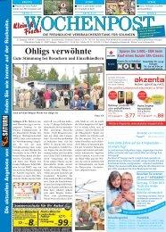 Solingen-Mitte 36-13 - Wochenpost