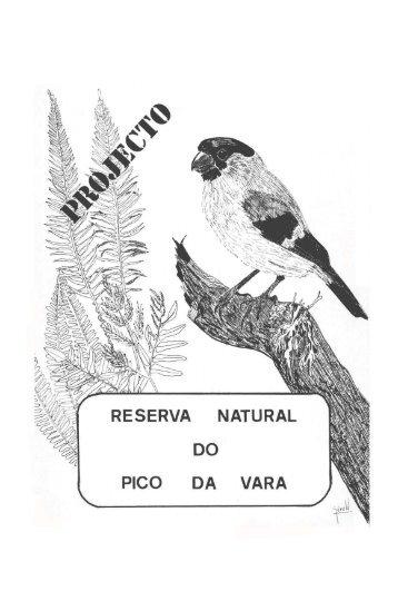 RESERVA NATURAL PICO DA VARA