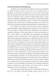 Löslichkeit von Spinell und Korund in reinem H2O und in KOH-H2O