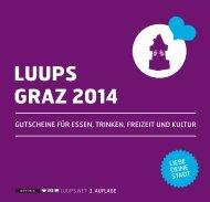 LUUPS GRAZ 2014