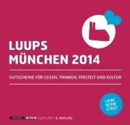 LUUPS MÜNCHEN 2014