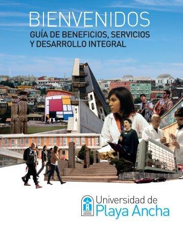Universidad de Playa Ancha: Guía de beneficios, servicios y desarrollo integal