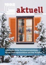 Dezember 2013 - Berliner Bau- und Wohnungsgenossenschaft von ...