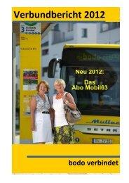 Verbundbericht 2012 - Nahverkehrsgesellschaft Baden ...