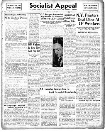 Vol. II No. 25 Saturday June 18, 1938
