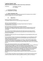 Protokoll Bürgerinfo (PDF, 90kB) - Stadt Aachen