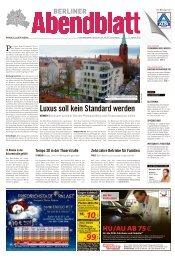 luxussollkeinStandardwerden - Berliner Abendblatt