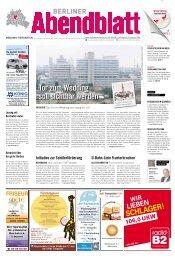 tor zum Wedding soll sichtbar werden - Berliner Abendblatt