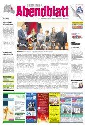 Ausgezeichnetengagiert - Berliner Abendblatt