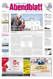 neues leben gegen das Vergessen - Berliner Abendblatt