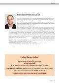 AIDS-Hilfe Düsseldorf auf Sparkurs HIV-Test für den Hausgebrauch ... - Page 3