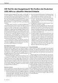 AIDS-Hilfe Düsseldorf auf Sparkurs HIV-Test für den Hausgebrauch ... - Page 6
