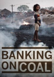 Banking on Coal - CEE Bankwatch Network