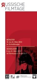 Programmflyer zum Download