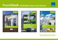 Download Mediadaten als PDF - WEKA Praxis-Check