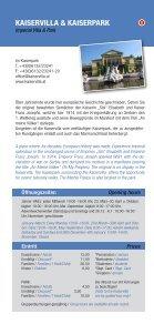 sehenswürdigkeiten - Bad Ischl - Salzkammergut - Seite 2