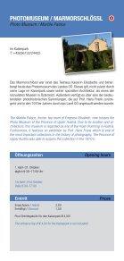 sehenswürdigkeiten - Bad Ischl - Salzkammergut - Seite 3