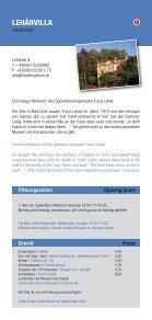 sehenswürdigkeiten - Bad Ischl - Salzkammergut - Seite 4