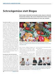 Alimenta Artikel zur Konferenz - foodwaste.ch