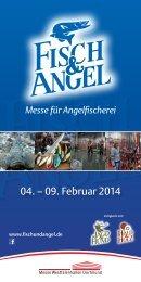Prospekt FISCH & ANGEL 2014 - Westfalenhallen Dortmund GmbH