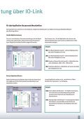 Measuring with intelligence - Messendes Lichtgitter ... - Pepperl+Fuchs - Page 5
