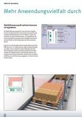 Measuring with intelligence - Messendes Lichtgitter ... - Pepperl+Fuchs - Page 6
