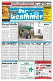 Der Lauf Sitzungen in Genthin In der Insolvenz viele Aufträge Geld ...