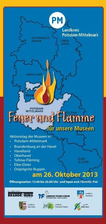 Galerie - PM - Museen - Flyer/Übersicht - Heimatverein Teltow