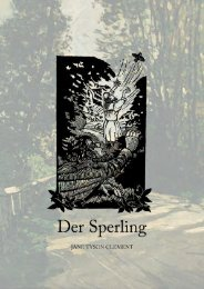 Der Sperling - Plough