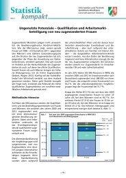 Statistik kompakt 05/13 - Publikationsservice von IT.NRW