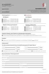 Anmeldeformular zum DAT 2014 per Fax - Deutscher Anwaltverein