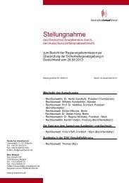 2013-58 - Deutscher Anwaltverein