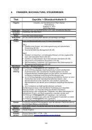 Finanzen, Buchhaltung, Steuerwesen, Seite 159 bis 168