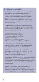 PDF-Download - Stifterverband für die Deutsche Wissenschaft - Page 2