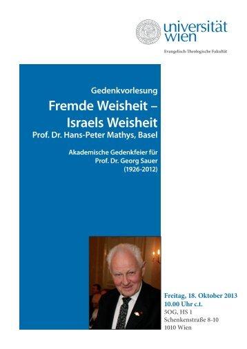Plakat Gedenkveranstaltung Sauer 18102013 und Programm.indd