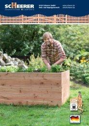 Katalog Garten 2014 - Scheerer