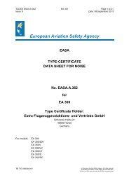 A.362 EA 300 Series - EASA