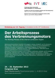Programm - lamp3.tugraz.at - Graz University of Technology