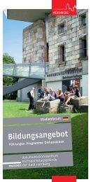 Programm Bildungsangebot - Museen der Stadt Nürnberg