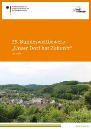 Download - Unser Dorf hat Zukunft - Bund.de