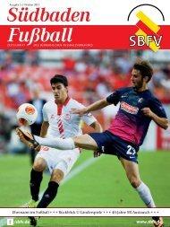 Ausgabe 5   Oktober 2013 - SBFV