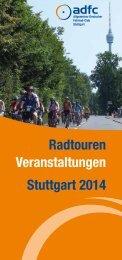 Jahresprogramm 2014 - ADFC