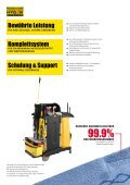 REINIGUNG - Rubbermaid Commercial Products - Page 4