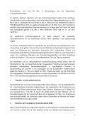 Bericht des Vorstands zu TOP3 - SolarWorld AG - Page 4