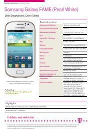 Samsung Galaxy FAME (Pearl White)