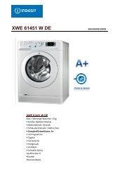 XWE 61451 W DE