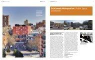 Existierende Wohnquartiere | Public Space umarbeiten - Bauwelt