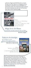September 2013 - Berliner Unterwelten eV - Page 6